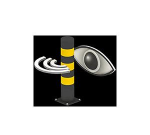 Les avantages des barrières amortissantes - Visibilité optimale - Barrieredeprotection.com
